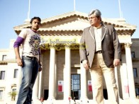 Movie Still From The Film Kal Kissne Dekha Featuring Jacky Bhagnani,Rishi Kapoor