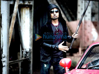 Movie Still From The Film Kaminey Featuring Chan Roy Sanyal