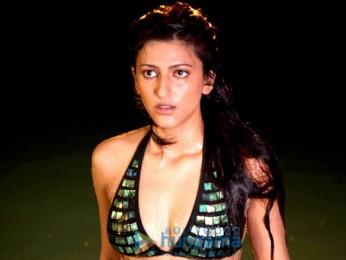 Movie Still From The Film Luck Featuring Shruti K.Haasan