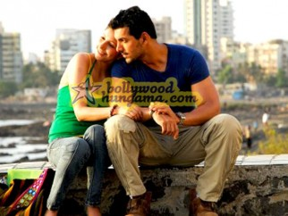 Movie Still From The Film Little Zizou Featuring John Abraham