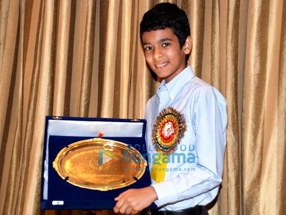 Photo Of Tanay Chheda From The Tanay Chheda Gets Pride Of India Award