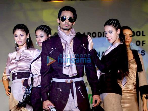 Top Models Walk At Garodia School Fashion Event