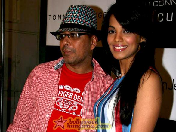 Mugdha,Prateik At Vama Fashion Event