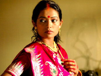 Movie Still From The Film Antardwand,Swati Sen
