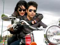 Movie Still From The Film Crook: It's Good To Be Bad,Emraan Hashmi,Neha Sharma