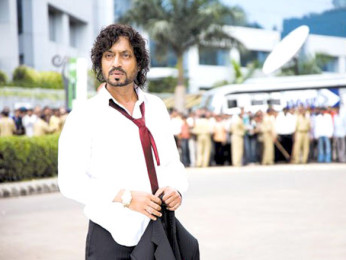 Movie Still From The Film Knock Out,Irrfan Khan