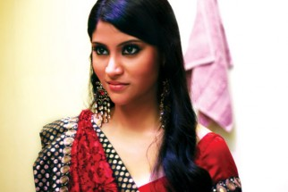 Movie Still From The Film Mirch,Konkona Sen Sharma