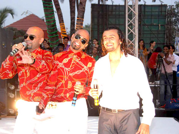 Music concert of 'Tees Maar Khan'