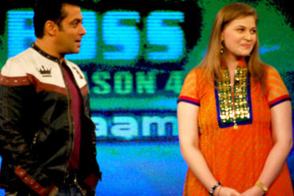 Photo Of Salman Khan,Vidhi Kasliwal From The Cast and crew of Isi Life Mein on Bigg Boss 4