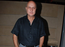 Anupam Kher invited to speak at TED's first conference in Mumbai