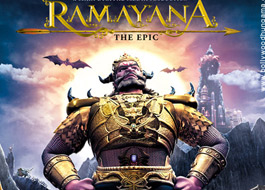 T Maya's Ramayana-The Epic to release on Dussehra