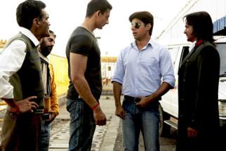 Movie Still From The Film Yeh Saali Zindagi,Arunoday Singh,Sushant Singh