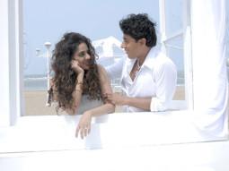 Movie Still From The Film PaYBack,Sara Khan,Munish Khan