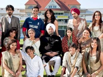 Movie Still From The Film Patiala House,Akshay Kumar,Anushka Sharma,Rishi Kapoor,Dimple Kapadia
