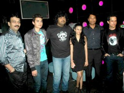 Photo Of Wilson Louis,Swini Khara,Aditya Srivastav From The Film bash of 'Kaalo'