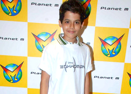 Live Chat: Darsheel Safary on April 21 at 1230 hrs IST