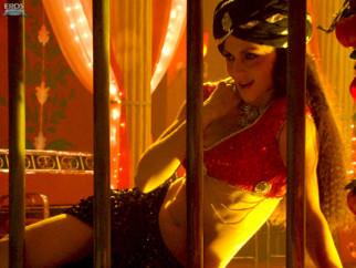 Movie Still From The Film Chalo Dilli,Yana Gupta