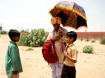 Movie Still From The Film I Am Kalam,Harsh Mayar,Husaan Saad
