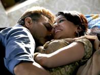 Movie Still From The Film Bhindi Baazaar Inc,Pawan Malhotra,Vedita Pratap Singh