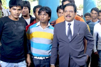 Movie Still From The Film College Campus,Govind Namdeo