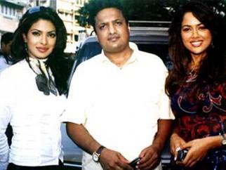 Photo Of Priyanka Chopra,Sanjay Gupta,Sameera Reddy From The 'Plan' Completion Party