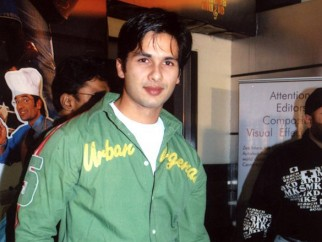 Photo Of Shahid Kapoor From The Premiere Of Deewane Huye Paagal