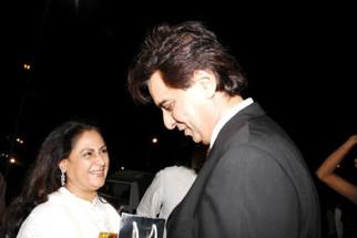 Photo Of Jaya Bachchan,Romesh Sharma From The Premiere Of Dil Jo Bhi Kahey