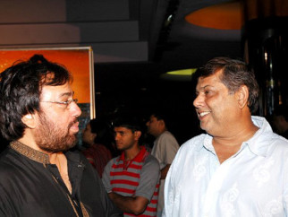 Photo Of Pankaj Parashar,David Dhavan From The Premiere Of Dil Jo Bhi Kahey