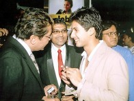 Photo Of Shahid Kapoor From The Premiere Of Dil Maange More
