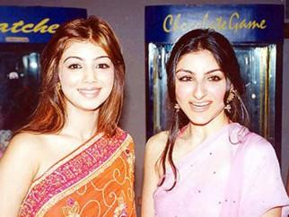 Photo Of Ayesha Takia Azmi,Soha Ali Khan From The Premiere Of Dil Maange More