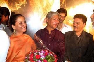Photo Of Shabana Azmi From The Audio Launch Of Satya Bol
