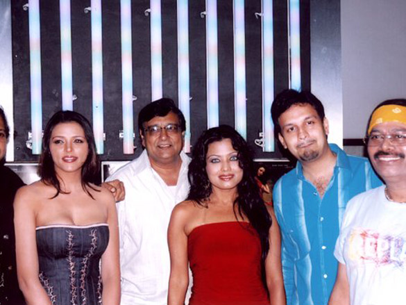 Photo Of Tanvi Verma From The Audio Release Of Bold