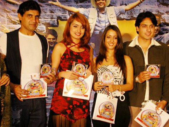 Photo Of Imtiaz Punjabi,Netanya Singh,Raima Sen,Iqbal Khan From The Audio Release Of Fun2shh... - Dudes In The 10th Century