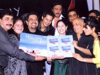 Photo Of Pooja Bhatt,Dino Morea,Jackie Shroff,Onjolee Nair From The Audio Release Of Holiday