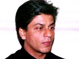 Photo Of Shahrukh Khan From The Audio Release Of Hum Tumhare Hain Sanam