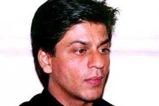 Photo Of Shahrukh Khan From The Audio Release Of Hum Tumhare Hain Sanam