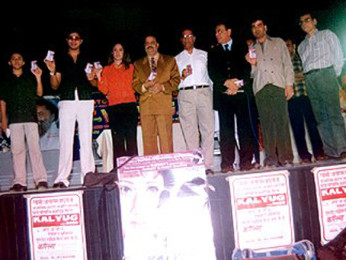 Photo Of Anit,Preeti Bhutani From The Audio Release Of Kalyug 5000