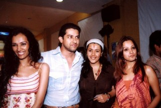 Photo Of Dipannita Sharma,Aftab Shivdasani,Ekta Kapoor,Natassha From The Audio Release Of Koi Aap Sa