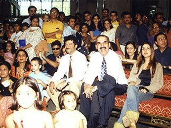Photo Of Anil Kapoor,Kirti Reddy From The Book Release Of Badhaai Ho Badhaai