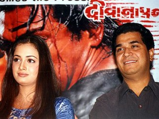 Photo Of Diya Mirza,Ashu Trikha From The Deewaanapan Press Meet