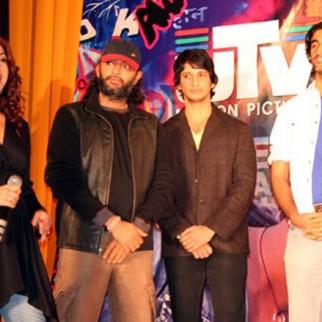 Rakeysh Omprakash Mehra, Sharman Joshi, Kunal Kapoor, Soha Ali Khan