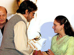 Photo Of Amitabh Bachchan,Sharmila Tagore From The Mahurat Of Viruddh