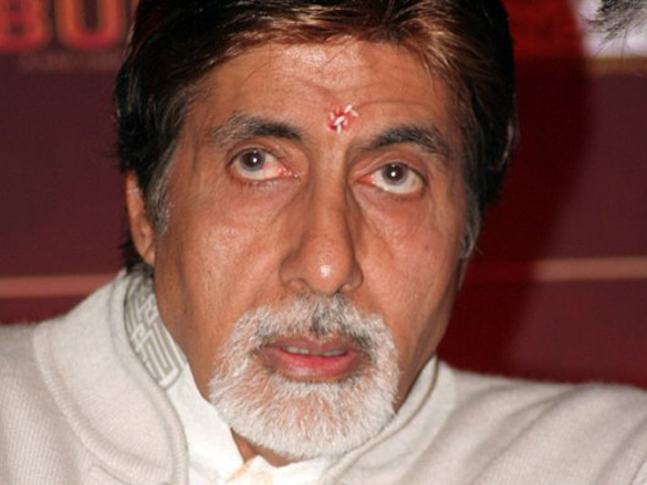 Photo Of Amitabh Bachchan From The Amitabh Bachchan Launches Online And Mobile Game Of Baabul