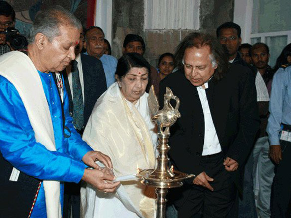 Launch Of Lord Krishna's Painting Collection