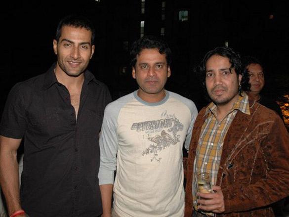 Sanjay Gupta's Valentine's Day Party