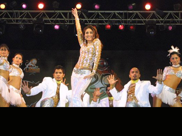 Kareena Kapoor Performs At The Opening Ceremony Of ICL