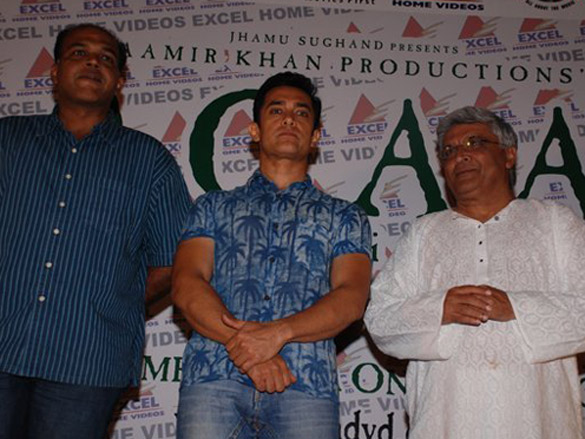 Aamir Khan Launches Limited Edition DVDs Of Lagaan