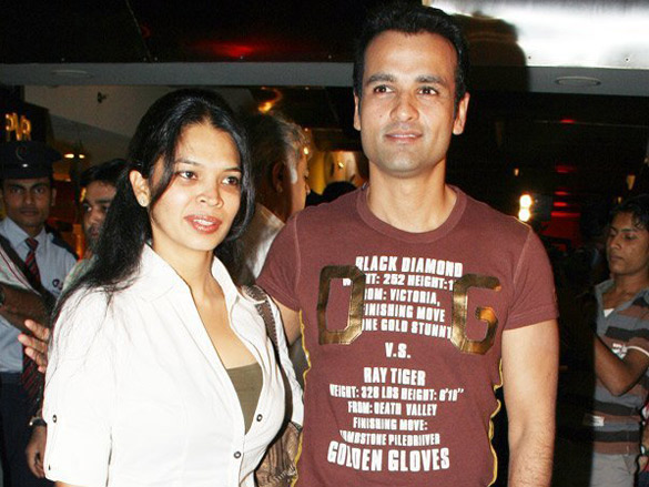 Photo Of Jasmeet Dhodi,Rohit Roy From The Dus Kahaniyaan's Directors Workshop At PVR Cinema