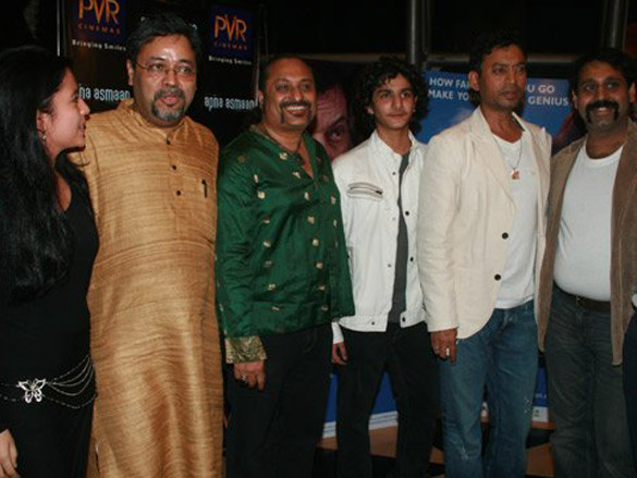 Photo Of Kaushik Roy,Leslie Lewis,Dhruv Piyush Panjnani From The Premiere Of Apna Asmaan