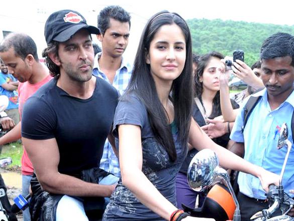 Katrina Kaif takes Hrithik for a 'Zindagi Na Milegi Dobara ...